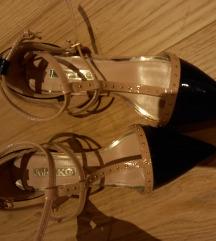 Valentino inspired sandalice, rezz