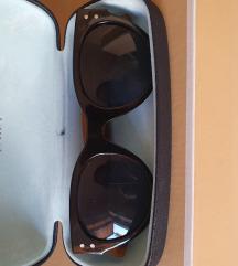 Crno smeđe naočale