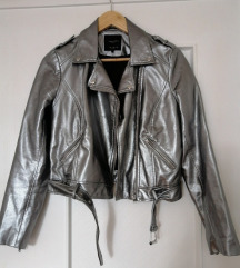 Zara metalik jakna