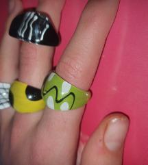 Prstenje,bakelit