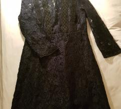 Zara haljina od čipke
