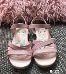 Frozen sandale