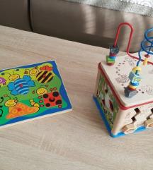 Didakticka kutija umetaljka labirint