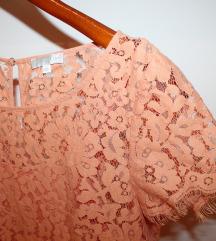 STOCKHOLM čipkasta haljina