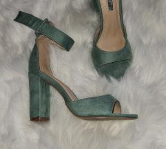 Zelene sandale