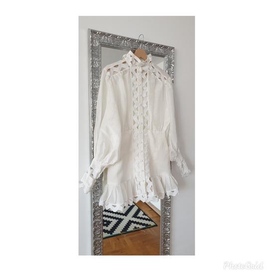 Zimmermann autenticna lanena haljina RRP $1350