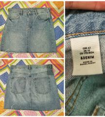 Nova H&M traper suknja