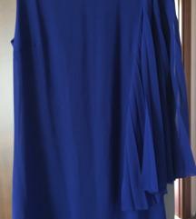 Kraljevsko plava haljina %80 kn