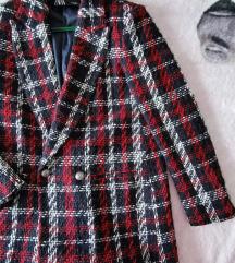 Zara tweed sako