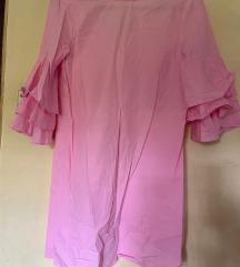 Zara roza tunika