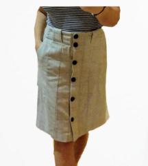 ZARA topla suknja 🎀