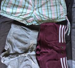 Kratke hlačice s ptt