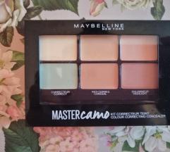 Maybelline Mastercamo paleta