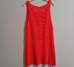 Pletena haljina za plažu S