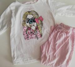 Lidl pidžamica 98/104
