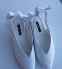 bijele balerinke