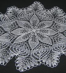milje tabletić ručni rad pletenje na iglama