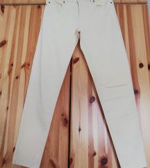 Esmara vanilija žuta traperice 36