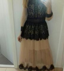 Nova neobična svečana haljina
