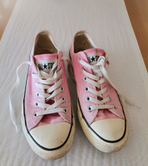 Convers all star roze