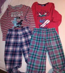 Lot pidžama 110-116