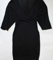 Sisley crna haljina - %