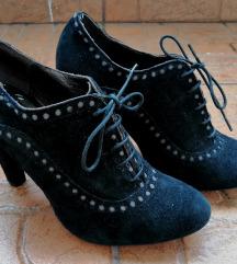 Cipele od brušene kože