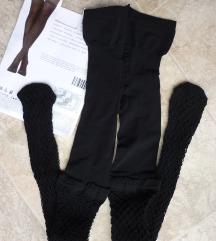 Nove Calzedonia čarape hulahopke, M/L