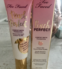 Too faced matte foundation