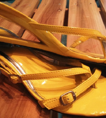 linea PLATINO sandale/japanke na