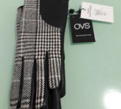 OVS rukavice s etiketom