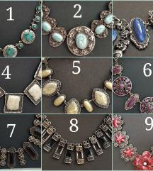 NOVO LOT unikatna ogrlica