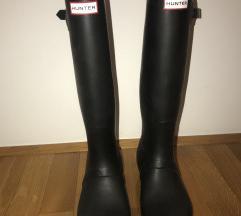 Hunter black cizme