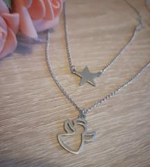 Lot 2 ogrlice 😇🌟