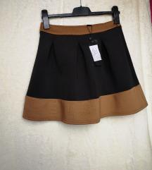 Šos / suknja s etiketom NOVO