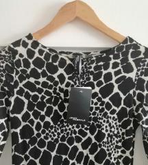 Haljina leopard uzorka
