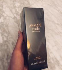 Armani code profumo - zapakiran, plaćen 900