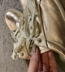 Gant rose gold kožne tenisice