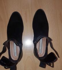 zara crne čizme