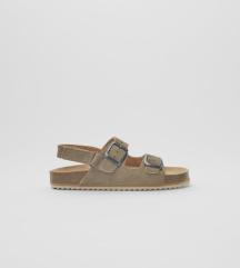 Nove kožne Zara sandale