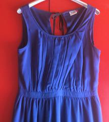 Svečana haljina plave boje