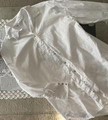 Bijela košulja oversized (uključena poštarina)