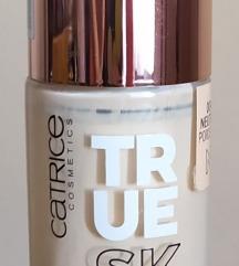 Catrice True skin puder 004 neutral porcelain