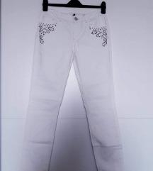 Benetton bijela hlače S-M