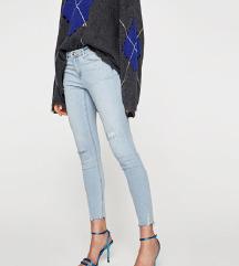 skinny traperice Zara