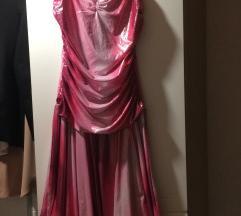 Haljina kričava roza