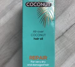 Luxurious Coconut ulje za kosu