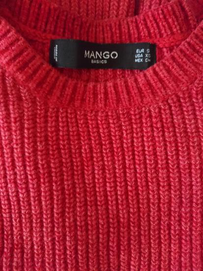 Mango pletena majica