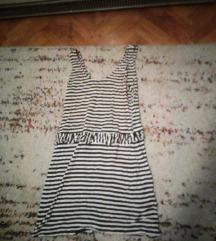 Prugasta haljina s-m