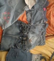 Jeans lot 86-98